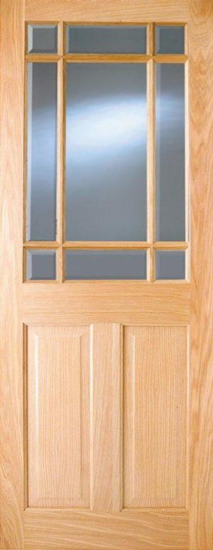 Indoors Oak Doors